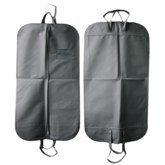 Grey Nonwoven Suit Cover with short & long handle(50106)