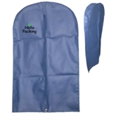 Blue NonWoven Dress Cover without Handle(50023)