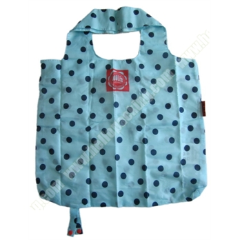 Punctiform Allover Polyester fold Bag with Button(40103) - Products - HelloPacking