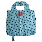 Punctiform Allover Polyester fold Bag with Button(40103)