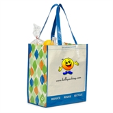 Customized NonWoven Lamination Bag for Promotion(20035)