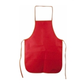 Red NonWoven Kitchen Apron(74012)