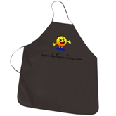 Black NonWoven Kitchen Apron(74002)