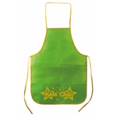 Green NonWoven Kitchen Apron(74007)