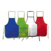 Simple NonWoven Kitchen Apron(74005)