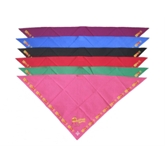 Triangle Cotton Scarfs for boy scouts(34018)