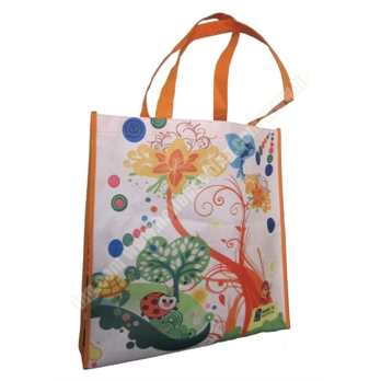 Sublimation printed Full Colour PET Non-Woven Bag(22026) - Products - HelloPacking