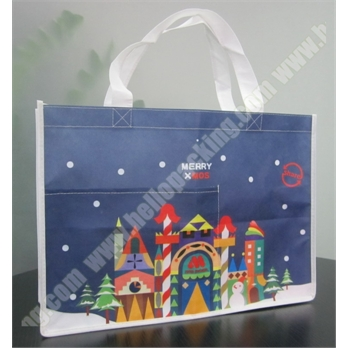 PET NonWoven Bag by Thermal Dye Sublimation print(22024) - Products - HelloPacking